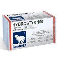 Genderka - styropian wodoodporny Hydrostyr 100