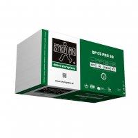 Styropmin - płyta styropianowa Dach - Podłoga CS Pro 60