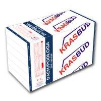 Krasbud - płyta styropianowa Dach/Podłoga EPS 100-038